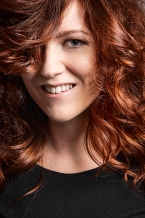 Frisör: Linnéa Foto: Robin Makeup: Danijela