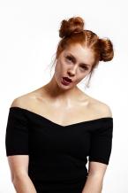 Frisör: Nicolina Foto: Robin Makeup: Danijela